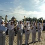 Pelantikan Pengurus OSIS Periode 2012/2013
