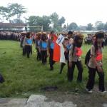 Pelaksanaan Kegiatan Pelantikan Bantara 2013